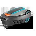 BGardena robotplæneklipper Sileno 400. Værdi: 6.499 DKK